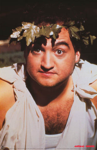 Animal House John Belushi Poster