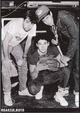 Beastie Boys Band Poster
