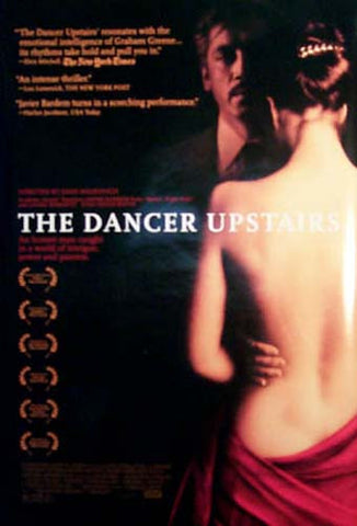 THE DANCER UPSTAIRS MOVIE 27x40 POSTER