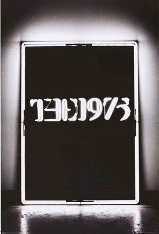 The 1975 Band Poster