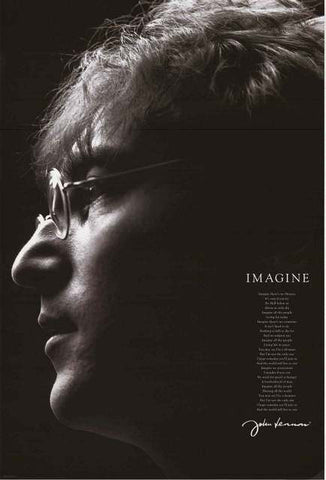 John Lennon Imagine Poster