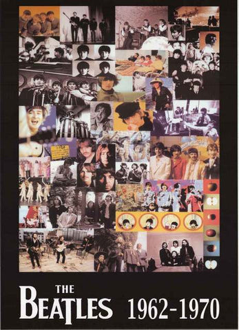 The Beatles 1962-1970 Poster