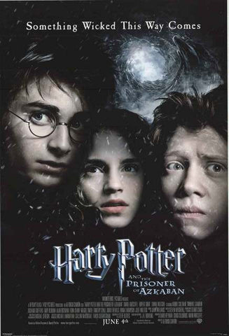 Harry Potter Prisoner of Azkaban Poster