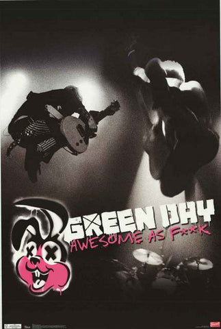 Green Day Band Poster
