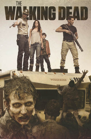 Walking Dead TV Show Poster
