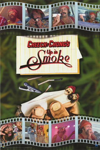 Cheech and Chong Movie Poster
