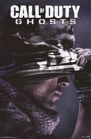 Call of Duty Video Game Poster