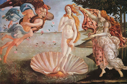 Sandro Botticelli Birth of Venus Poster