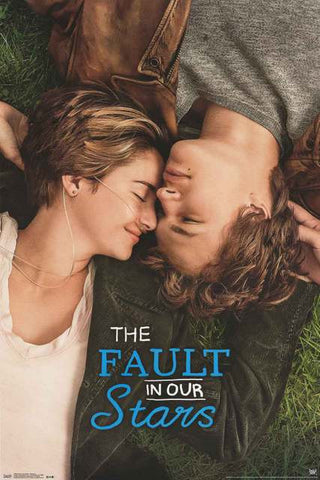 Fault in Our Stars Movie Poster