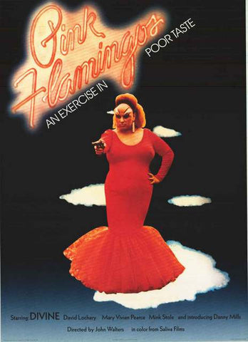 Pink Flamingos Movie Poster