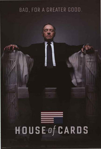 House of Cards TV Show Poster