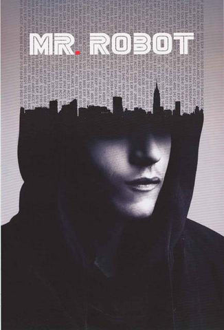 Mr Robot TV Show Poster