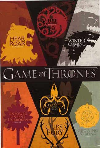 Game of Thrones TV Show Poster