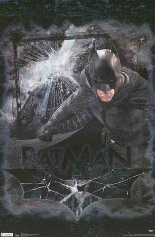Batman Dark Knight Rises Movie Poster