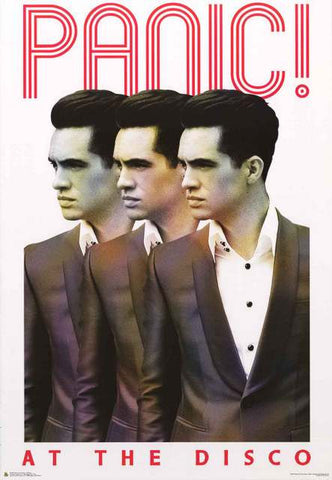 Panic! At The Disco Band Poster