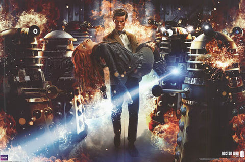 Doctor Who TV Show Poster