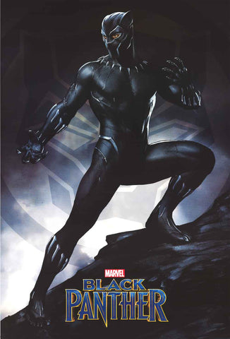 Black Panther Marvel Comics Poster