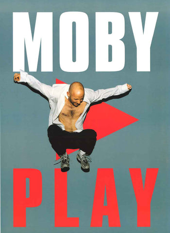 Moby Album Cover Poster