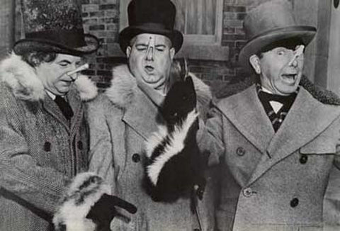 Three Stooges Poster