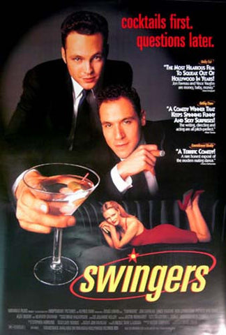 Swinger Movie Poster