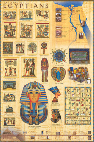 Ancient Egyptians Poster