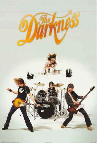 The Darkness Band Poster