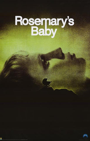 Rosemary's Baby Movie Poster