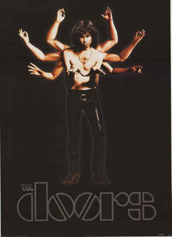 The Doors Jim Morrison Shiva Poster