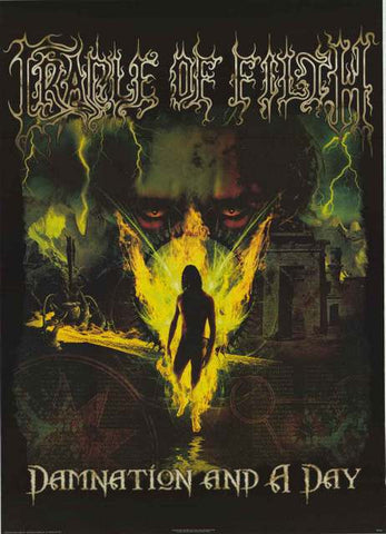Cradle of Filth Band Poster