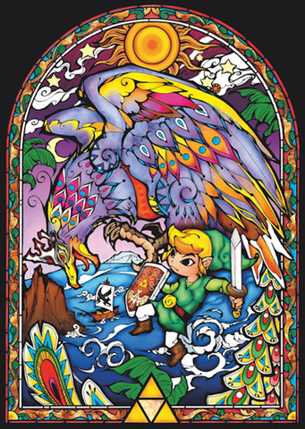 Legend of Zelda: The Wind Waker Poster