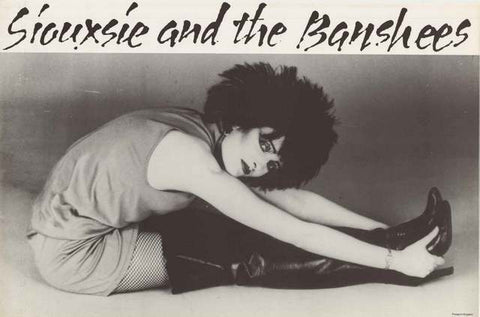 Siouxsie and the Banshees Band Poster