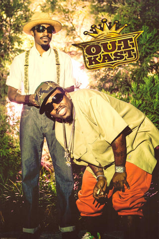 Outkast - In the Woods Poster 24x36