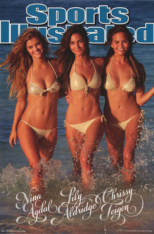 Sports Illustrated Swimsuit Issue Poster
