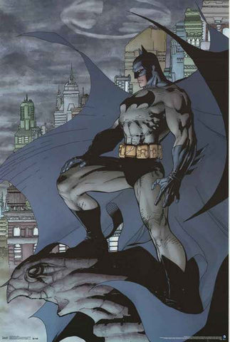 Batman DC Comics Poster