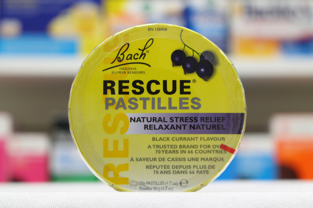 Bach Rescue Remedy Pastilles - Limited quantities available