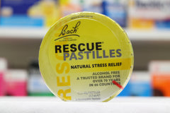 Bach Rescue Remedy Pastilles - various flavours