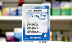 Boiron Complex Drops - Various Remedies