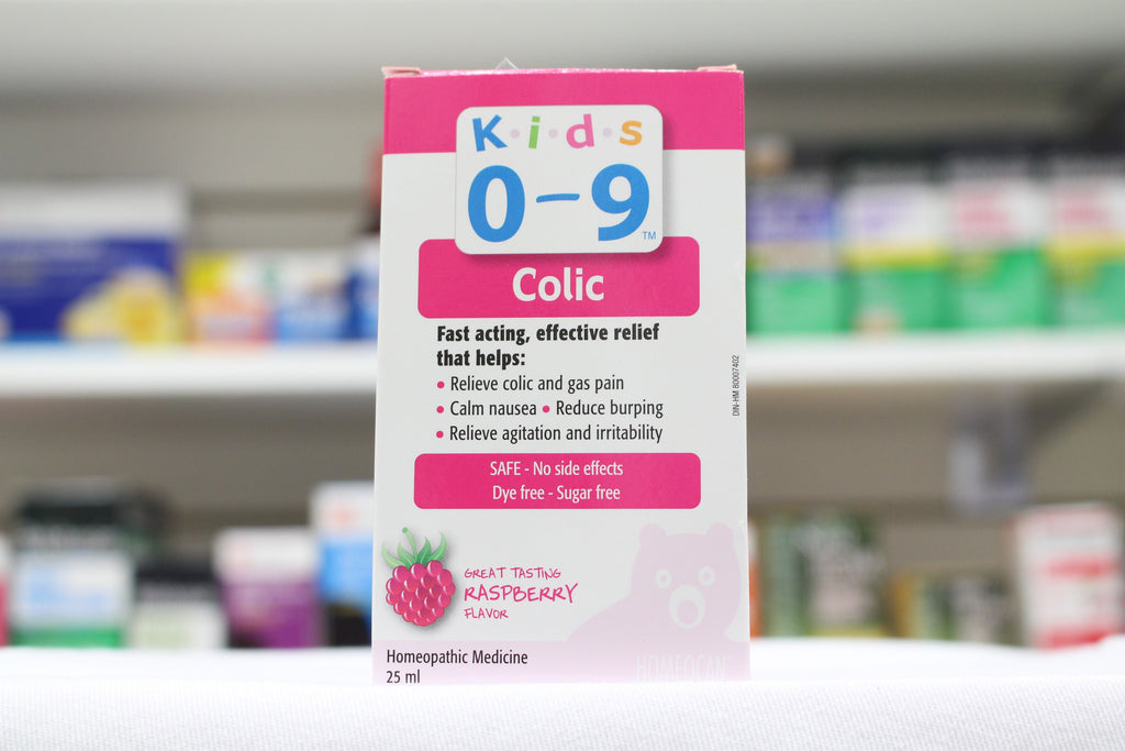 Homeocan Kids 0-9 Colic Oral Solution