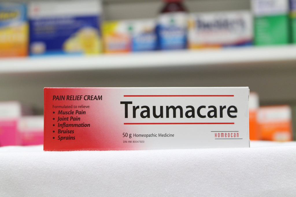 Traumacare Cream (Homeocan)