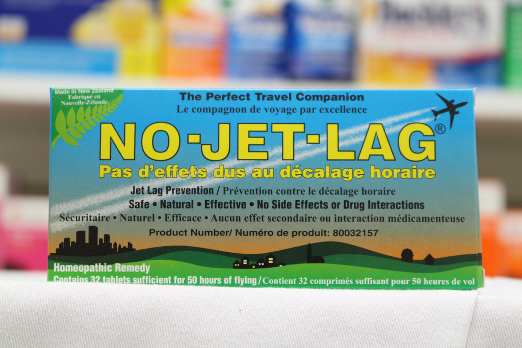 No-Jet-Lag (2-Packages) *Clearance Sale*
