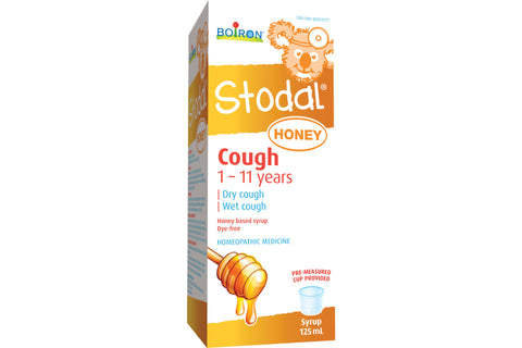 Boiron Children's Stodal Honey - For adults and Children