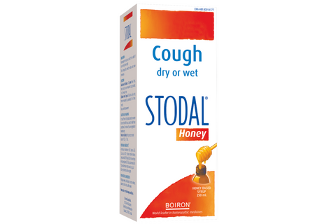 Boiron Stodal Honey, For Adults and Children