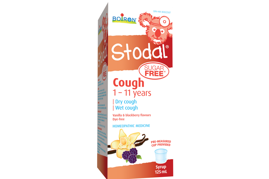 Boiron Children's Stodal - Sugar Free