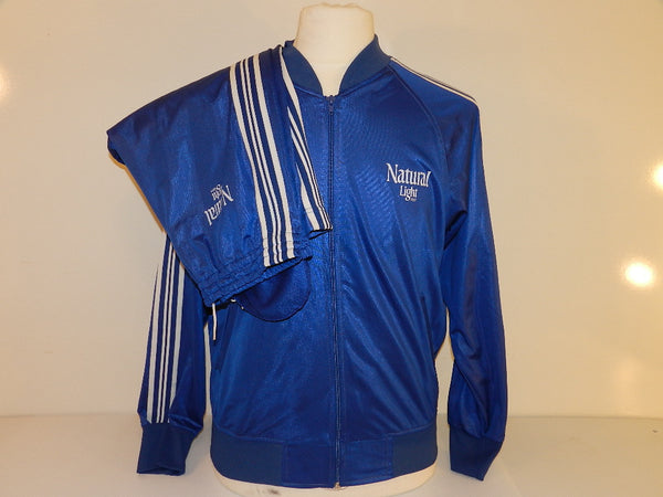 Vintage Natural Light Beer Full Track Suit
