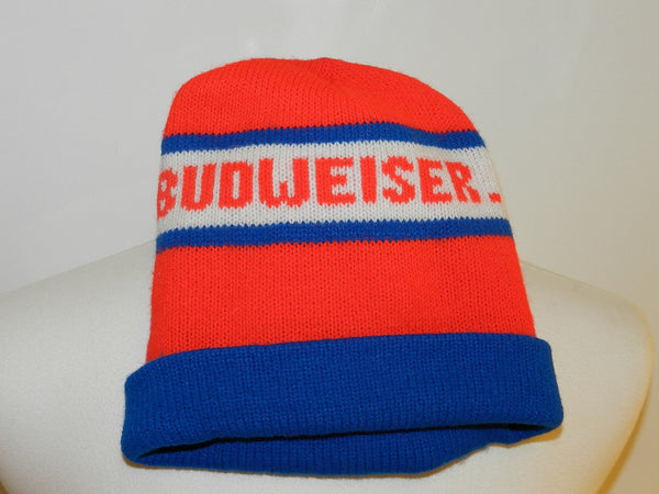 Vintage Budweiser Winter Hat