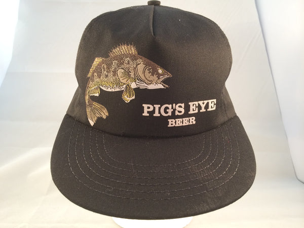 Pigs Eye Snapback Hat