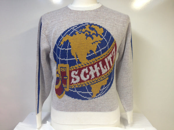 Vintage Schlitz Beer Sweater