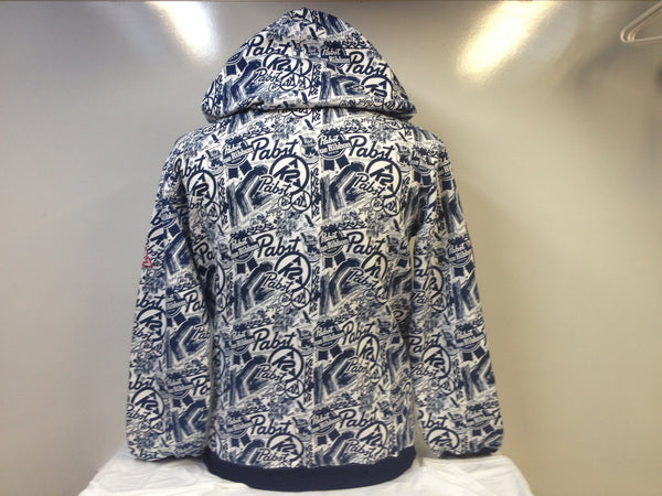 Rare Pabst Blue Ribbon K2 Hooded Sweatshirt