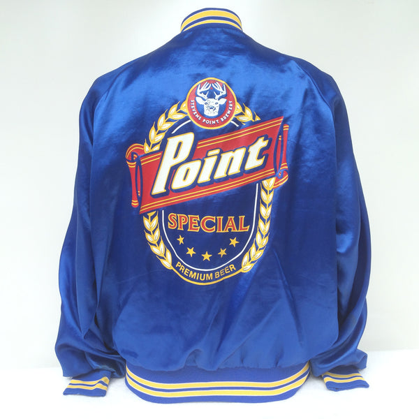 Vintage Stevens Point Special Beer Jacket