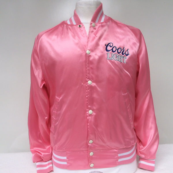 Vintage Pink Coors Light Jacket